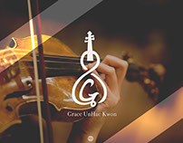 Grace UnHae Kwon Logotype