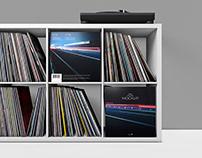 Vinyl Record Mockup 4