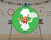 CookBazzar فيديو كوك بازار