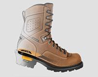 Georgia Boot Comfort Core Logger