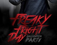 POSTER DESIGN - HALLOWEEN PARTY 2015