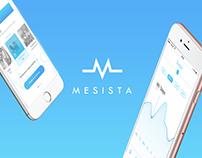 Mesista health app
