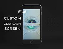 Mobile app promo | UI/UX Design