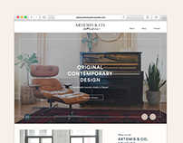 Interior Decor Website