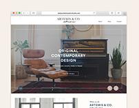 Interior Decor Website
