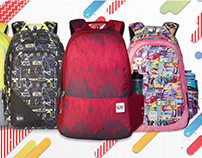 Banner for wiki and wildcraft backpack collection