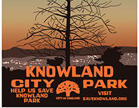 Save Knowland Park Poster Series