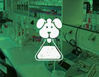 Top Dog Medical Labs Branding