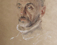 Portrait Of Oleg