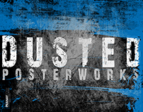 Dusted Grunged Poster Works