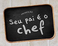 Machado - Seu pai é o Chef