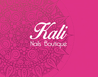 Kali Business Card