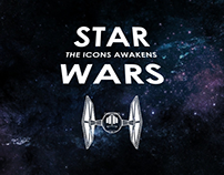 Star Wars The Icons Awakens