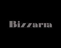 Bizzarra Typeface