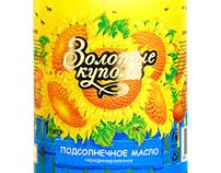 Sunflower oil «ZOLOTYE KUPOLA»
