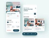 Real Estate Management Mobile App
