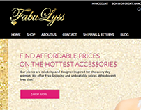 Logo & Social Media Icons: FabuLyss Re-Branding