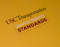 USC Transportation Graphic Identity Standards Guide