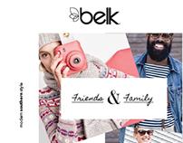 Belk Rebranding Concept 2017