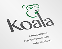 Ambulatorio Koala - Corporate Image & Website