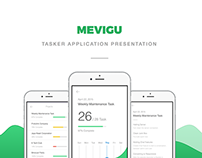 Mevigu - Task Management Application