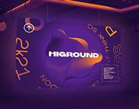 Higround   Brand Development