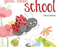 Picturebook Liefbeestje gaat naar school