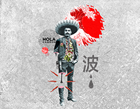 Mexican | Japanese Collage