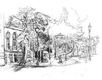 Uban sketching / Croquis y dibujo urbano