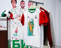 FC Rubin Kazan t-shirts