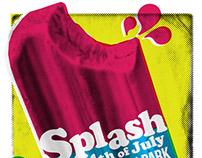 Splash 2015 poster