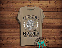 Automotive Tees
