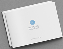 Logo design and corporate identity for startup WHC