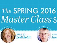 Tyee Master Class Custom Headers