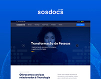 Website - S.O.S Docs