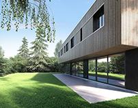 Villas Jonc by Christian von Düring