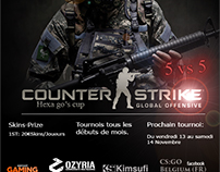 CS:GO tournament project.