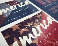 Music Festival Poster - Made in America