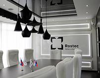 Rostec - MAKS 2017 (chalet)