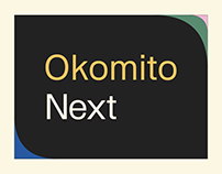 Okomito Next - Animated Typeface