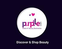 Purplle Mobile Site