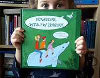 Book illustrations/ ilustracje do książki