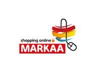 Markaa - online shopping | Logo