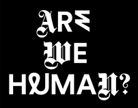 Are We Human? 3rd İstanbul Design Biennial