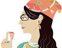 Mughal Wedding Portraits