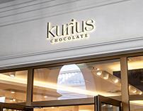 Kurius Chocolate - Branding Visual
