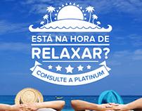 Posts para Facebook - Platinum Turismo