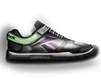 Kickboxing Sneaker Exploration- Reebok