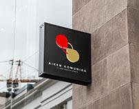 Logo Design . Aiken Komunika
