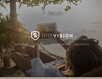 OneVision Resources Responsive Website Design